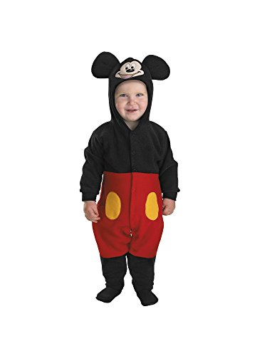 Mickey Mouse Infant Costume - Size: 12-18 months -