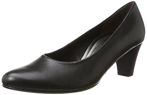 Gabor Ladies Comfort Basic Pumps Nero (51 Nero)