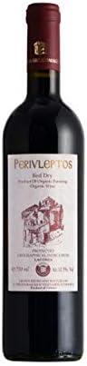 Estate Theodorakakos - Perivleptos Red - Organic Red Dry Wine P.G.I. (750ml)