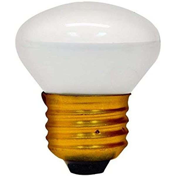 Ge Relax 2 Pack 25 W Equivalent Dimmable Warm White R14 Led Light Fixture Light Bulb