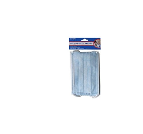 Disposable Masks - Pack of 72 by bulk buys