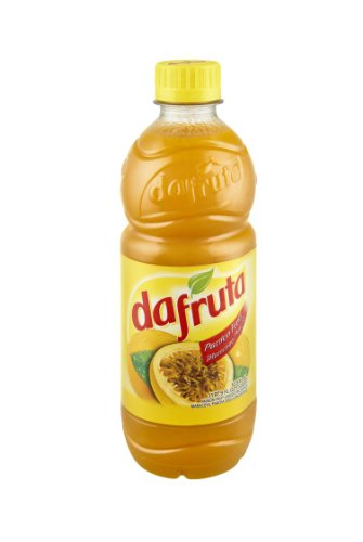 Da Fruta Concentrate, Passion Fruit, 16.9-Ounce Plastic Bottles (Pack of ()