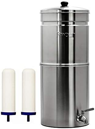 """Lot of 2 ProOne G2.0 7/"""" Water Filter Elements For ProPur BIG Filtration System"""