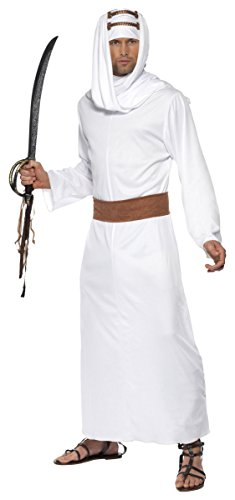 Lawrence Of Arabia Fancy Dress Costume (Lawrence of Arabia Adult Costume - Medium)