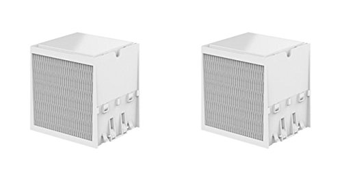 Price comparison product image Moai Air Purifier Nano Filters for G2T-ICE Mini Air Cooler - pack of 2