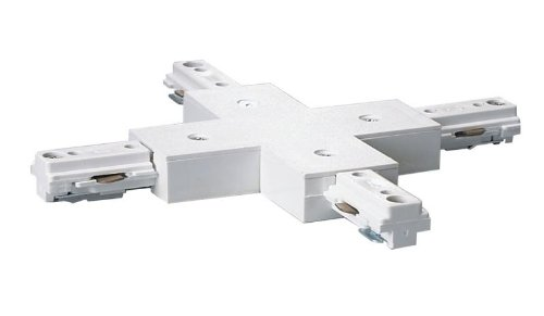 Nuvo TP150 Connector, X Joiner, White