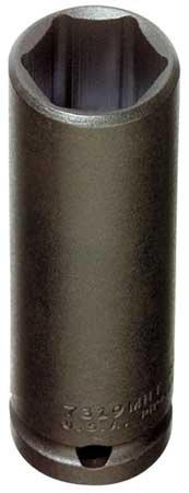 Stanley Proto  J7326HT 1/2-Inch Drive Thin Wall Deep Impact Socket, 13/16-Inch, 6 Point (Drive Torqueplus 6 Point Socket)