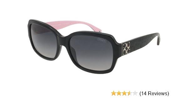 8b1a5c186c Amazon.com  Coach Sunglasses HC 8001 BLACK 5053 T3 HC8001  Coach  Shoes