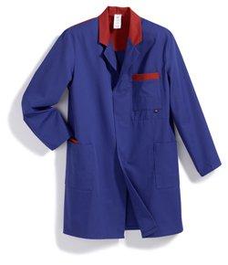 BP Manteau de travail 148470013Bleu roi/Rouge Taille: 60/62