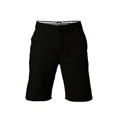 Matix Casual Walk Shorts Welder 22 Black Sz 28 Skate ()