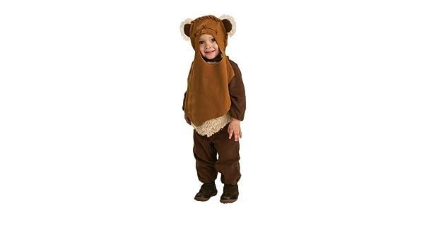 Disfraz de Star Wars Ewok disfraz de bebé/infantil en forma de ...