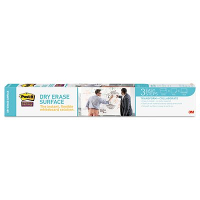 MMMDEF3X2 - Dry Erase Surface with Adhesive Backing