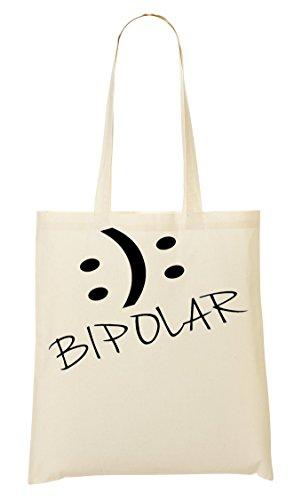 Bipolar Bolso De Mano Bolsa De La Compra