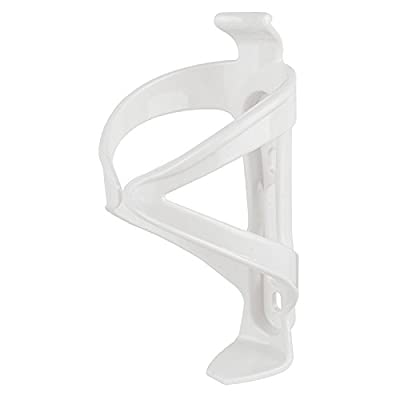 SUNLITE Composite Bottle Cage, White : Bike Water Bottle Cages : Sports & Outdoors