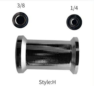 M Style 1//4 Inch and 3//8 Converter Threaded Screws Adapter Mount for Camera//Tripod//Monopod//Ballhead//Light Stand//Shoulder Rig