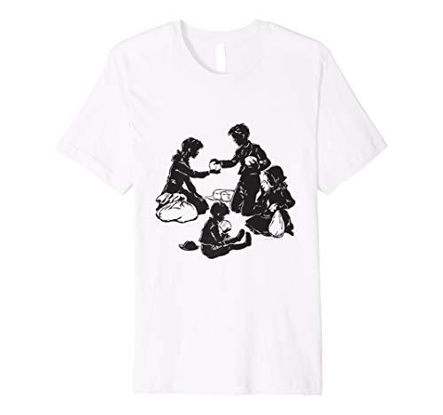 The Boxcar Children T-shirt ()