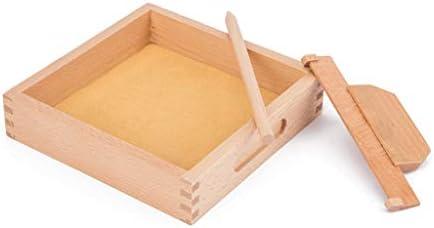 HavanaYZ 1 juego de herramientas de madera para escritura de mesa ...
