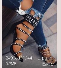 rugiada tacco scarpe con nuove raso in primavera punta moda sandali sandali calda con black Le punta alti i ZHZNVX alto tacchi in ammenda Pnx4Ug4w