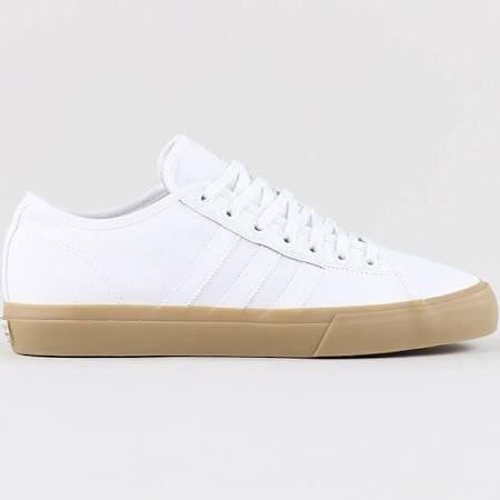 adidas Men's Originals Matchcourt RX BY3986 Ftwwht/Ftwwht/GUM4 Size - Adidas Rx