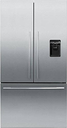 Fisher Paykel RF201ADUSX5 36 Inch Counter Depth French Door Refrigerator