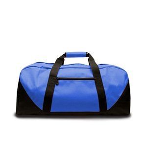Liberty Bags Medium Game Day Duffel (Royal) (One) For Sale