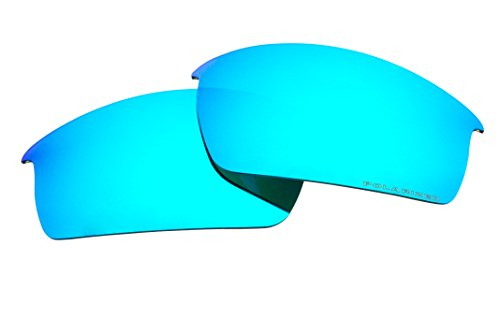 Polarized Replacement Sunglasses Lenses for Oakley Bottlecap with UV Protection(Ice Blue - Cap Sunglasses Bottle