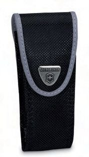 Victorinox Lockblade Belt Pouch, Large, Nylon Black (Black Belt Icon)