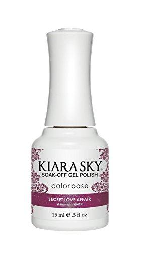 Kiara Sky - Soak Off Gel Polish Color -