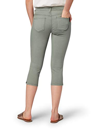 Green W25 Bark Mujer Tailor Pale Slim Tom vaqueros Ogv7qwxY