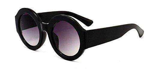 vintage cercle métallique inspirées rond polarisées retro Lennon style soleil du en de lunettes xvqTAPg0v