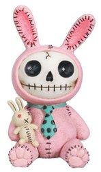Furry Bones Bunny Collectible Figurine