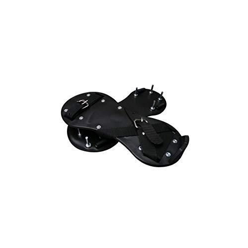 Stachelschuhe - Nagell/änge: 25mm Paar DEWEPRO Nagelschuhe Nagelsohlen Estrichschuhe