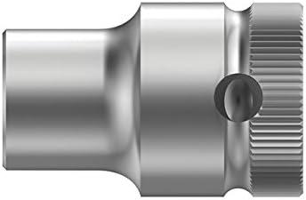 Hex Head 1-1//4-Inch x Length 37mm Wera Zyklop 8790 HMC 1//2-Inch Socket