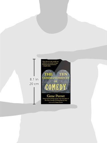 The Ten Commandments Of Comedy Gene Perret  Amazon