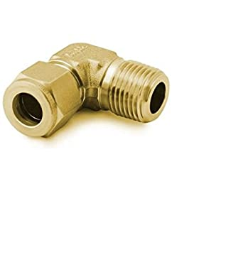 Swagelok B 400 2 Brass Tube Fitting Male