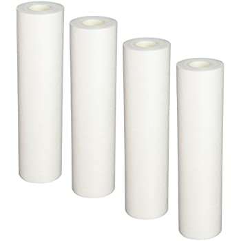 Aquasana Replacement 10-Inch, Sediment Pre-filters for Whole House Water Filter Systems, 4-pack