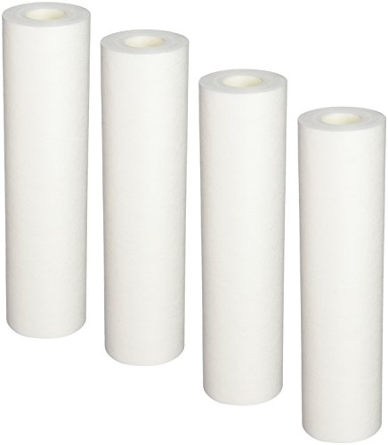 Aquasana EQ-304 10-Inch Replacement Pre-Filters for Aquasana Rhino, Pack of 4