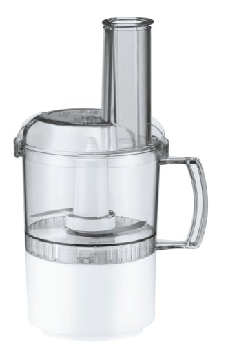 Cuisinart SM-FP Food-Processor Attachment for Cuisinart Stand Mixer, White by Cuisinart