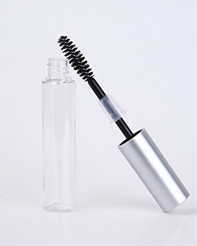 e5bcc6959c4 Superwigy® 10ml Mini Empty Mascara Tube Eyelashes Cream Tube Vials Bottle,portable  Refillable DIY Container Mascara Brush Eyelash Wand Bottle Vial Empty ...