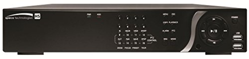 Speco Cctv 16 Channel Analog IP DVR 2 - Speco Cctv Cameras