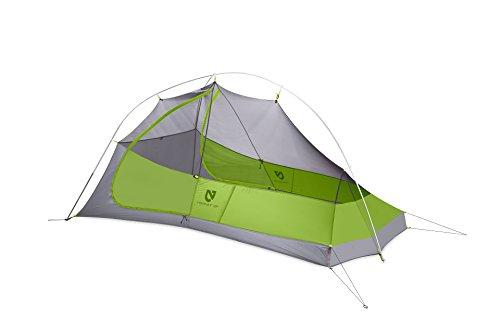 Nemo Hornet Ultralight Backpacking Tent, (Dac Aluminum Stake)