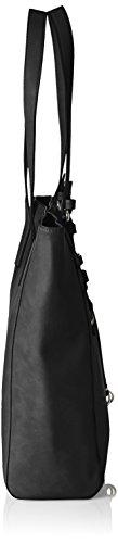 Esprit 017EA1O022 - Bolso de hombro Mujer 001 Negro