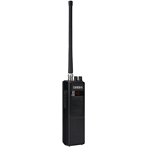 40-CHAN HANDHELD CB RADIO, 40-Channel Handheld CB Radio, Operates on all 40 AM CB channels, Handheld , High/low power switch, ,