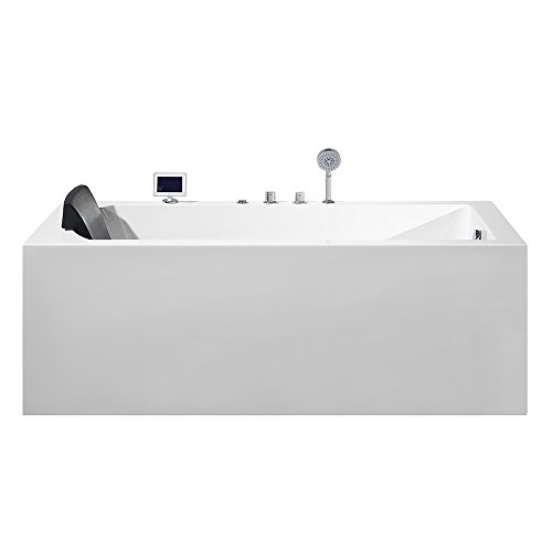 - ARIEL Platinum PW1547032RW1 Whirlpool Bathtub 71