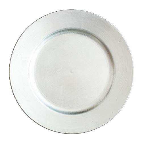 (Richland Round Acrylic Charger Plates 13