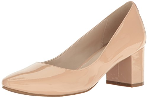 Cole Haan Womens Claudine Pump 55mm Ii ​​nude Patent