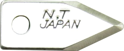 NT Cutter Blades for Heavy-Duty Circle Cutter and Large Circle Cutter, 2-Blade per Pack (BC-501P) (Wonder Cutter compare prices)