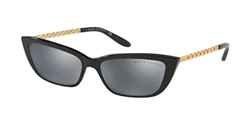 Gafas de Sol Ralph Lauren RL 8173 BLACK/GREY mujer: Amazon ...