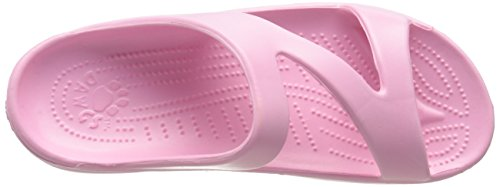 DAWGS Soft Pink Support Womens Arch Z Sandals aFAUaqw
