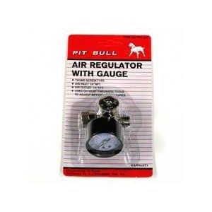 Air Regulator w/Gauge